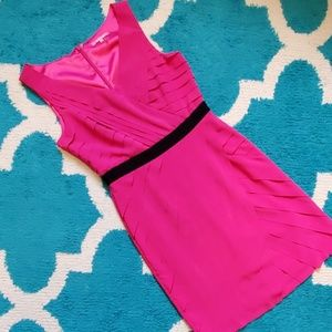 Minuet sheath dress size